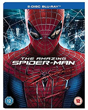 The Amazing Spider-Man 2012 BluRay 720p 950MB Dual Audio ( Hindi – English ) ESubs MKV