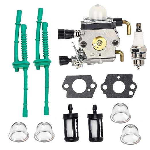 hifrom C1Q-S97 carburador con 4140 358 7702 Kit de línea de ...