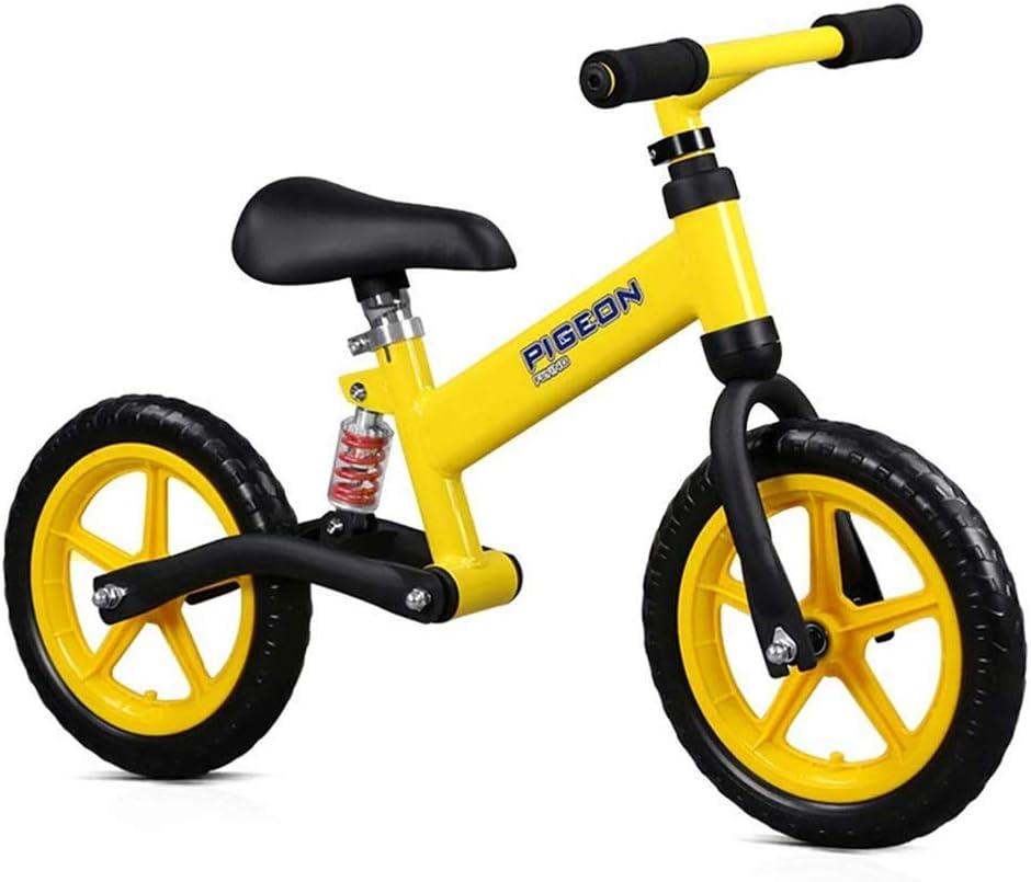 Felices juntos Bicicletas de equilibrio for niños de 3 años - Bicicleta de equilibrio de 12 pulgadas, Equilibrio deportivo Bicicleta Equilibrio for automóvil Coche deslizable 2-6 años Bicicleta Scoote: Amazon.es: Juguetes y juegos