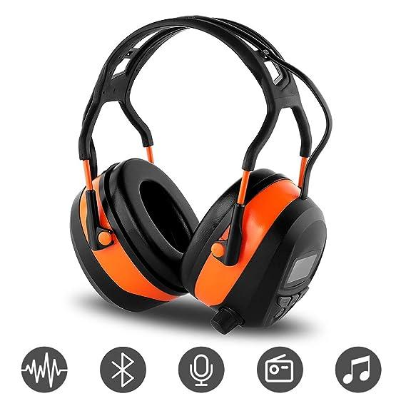 Amazon.com: Wulfowerpro - Auriculares de diadema con radio ...