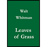 Walt Whitman's Leaves of Grass (1860 version) (English Edition)