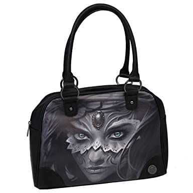 2b340aea73 Image Unavailable. Image not available for. Color  Sullen Athena Women s  Bowler Bag Black