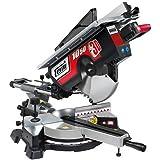 Femi 1050 3D Troncatrice per Legno, Diametro Lama 305 mm, Grigio