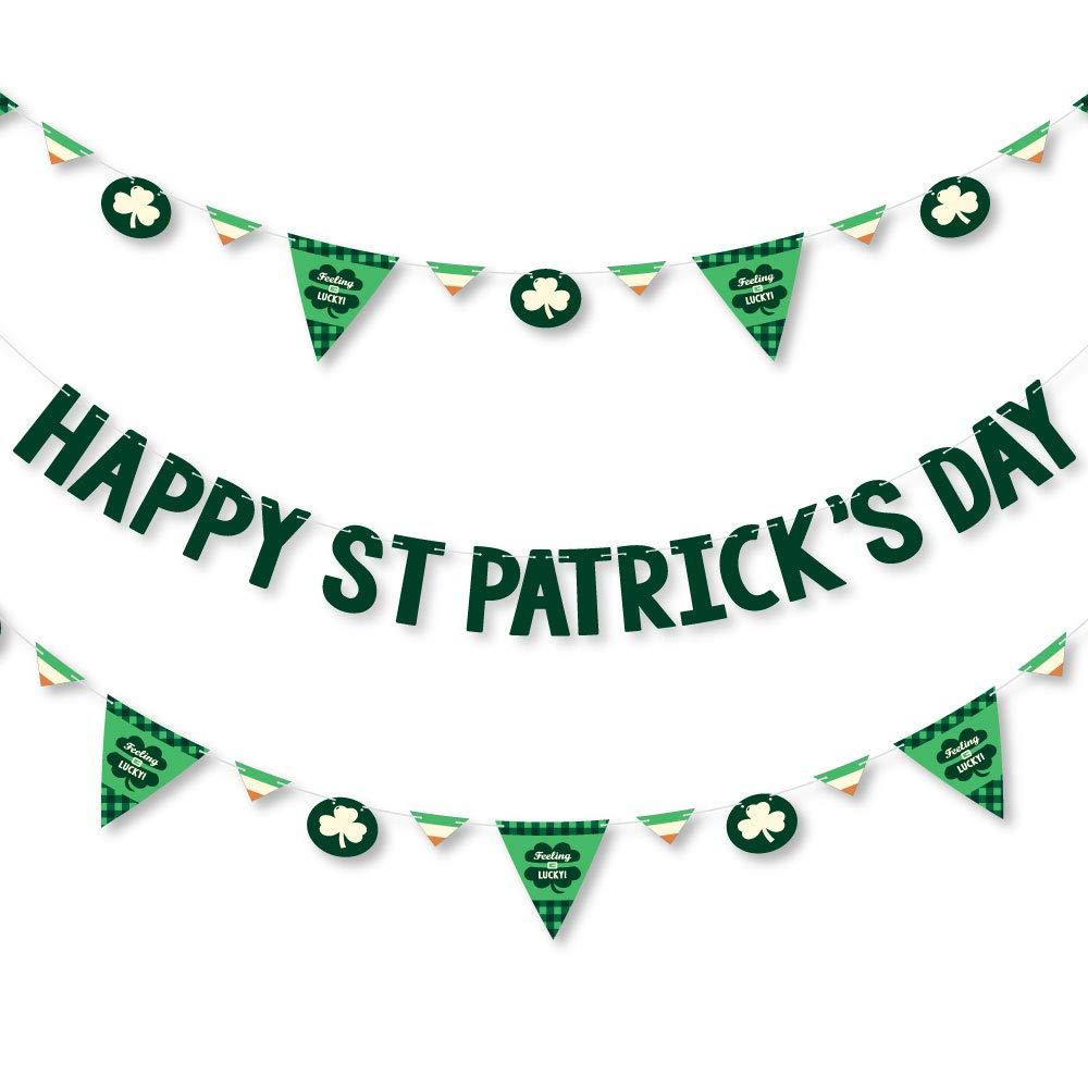 Big Dot of Happiness St. Patrick