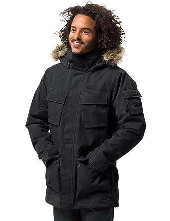 f50e0c20fe Jack Wolfskin Men's Glacier Canyon Winter Parka Waterproof Windproof  Breathable, Men, 1107673-6000002