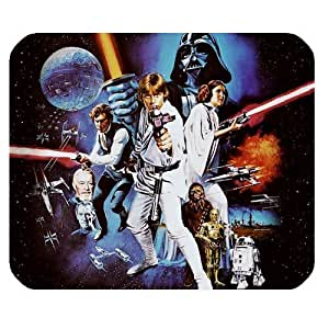 Custom Star Wars High Quality Printing Square Mouse Pad Design Your Own Computer Mousepad by runtopwell