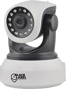 Black Label 720P WiFi Surveillance Camera