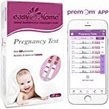 Easy@Home Early Pregnancy Urine Test Strips
