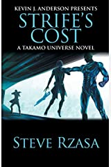 Strife's Cost: The Union Gambit (A Takamo Universe Story) Paperback