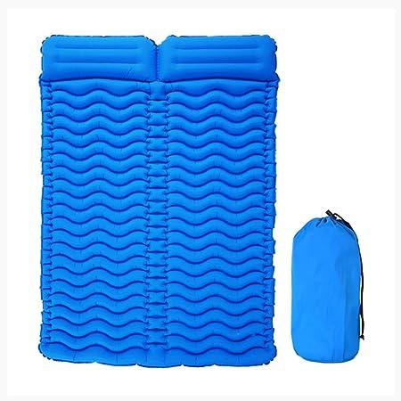 Z_L colchón de Aire para el mar Almohadilla de Dormir Doble ...