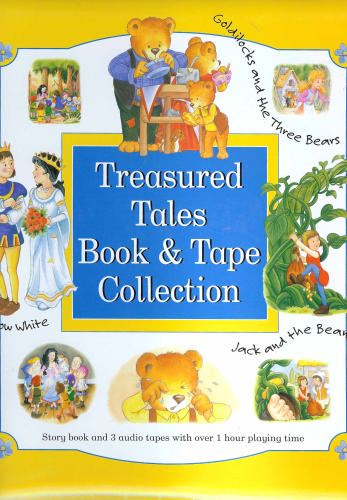 Download Treasured Tales Book & Tape Collection (Storybook & 3 audio tapes) PDF