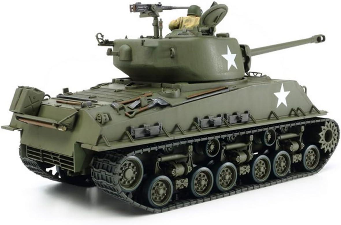 Tamiya America, Inc 35346 1/35 US Tank M4A3E8 Sherman Easy Eight, TAM35346