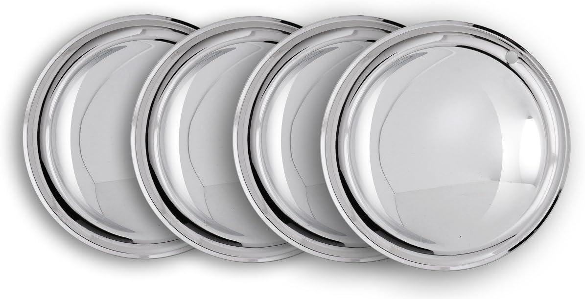 Universel Set de Enjoliveur Peugeot Lincoln etc. 15/ Moon Caps pour par exemple Opel 4/pi/èces