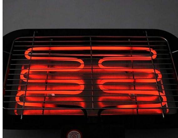 BOC Parrilla Eléctrica Barbacoa para Barbacoa con Ajustes de ...