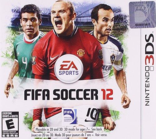 FIFA Soccer 12 - Nintendo 3DS