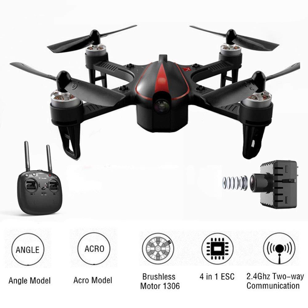 AIUYER Mini Drohnen Quadrocopter 2.4G Brushless Quadcopter Fernbedienung Hubschrauber Spielzeug für Kinder und Erwachsene