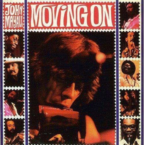 CD : John Mayall - Moving on (CD)