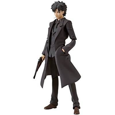 Max Factory Fate/Zero: Kiritsugu Emiya Figma Action Figure: Toys & Games