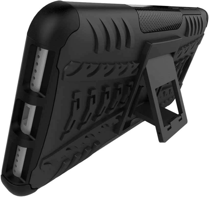 Etui Housse Coque Shockproof Robuste Impact Armure Hybride B/équille Cover pour Huawei Y5 II Huawei Y6 II Compact FoneExpert/® Huawei Y5 II Huawei Y6 II Compact Coque