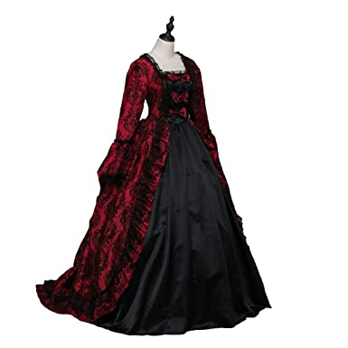 90367799b99 Women s Plus Size Elegant Recoco Victorian Dress Costume Ball Gowns Rococo  Ball Gown Gothic Victorian Dress