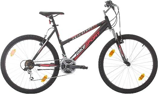 26 pulgadas Bike Sport Adventure - Bicicleta para joven, mujer ...