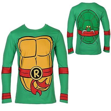 Amazon.com: Teenage Mutant Ninja Turtles Raphael disfraz ...