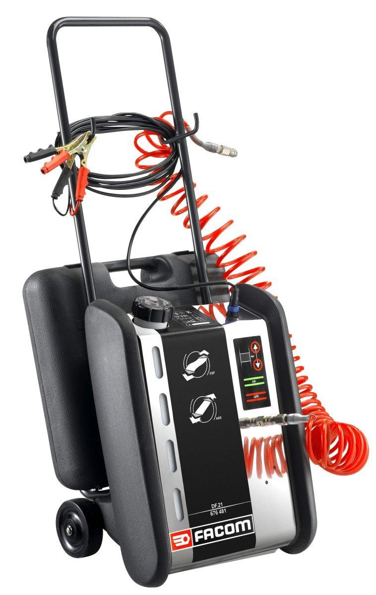 Purgador de frenos electrónico ajustable Facom DF.21: Amazon.es: Coche y moto