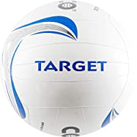 Cosco Target Volleyball Size-4 (Diameter-21cm)- White