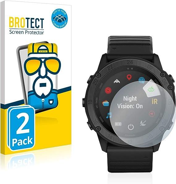 Brotect Full Cover Schutzfolie Kompatibel Mit Garmin Elektronik