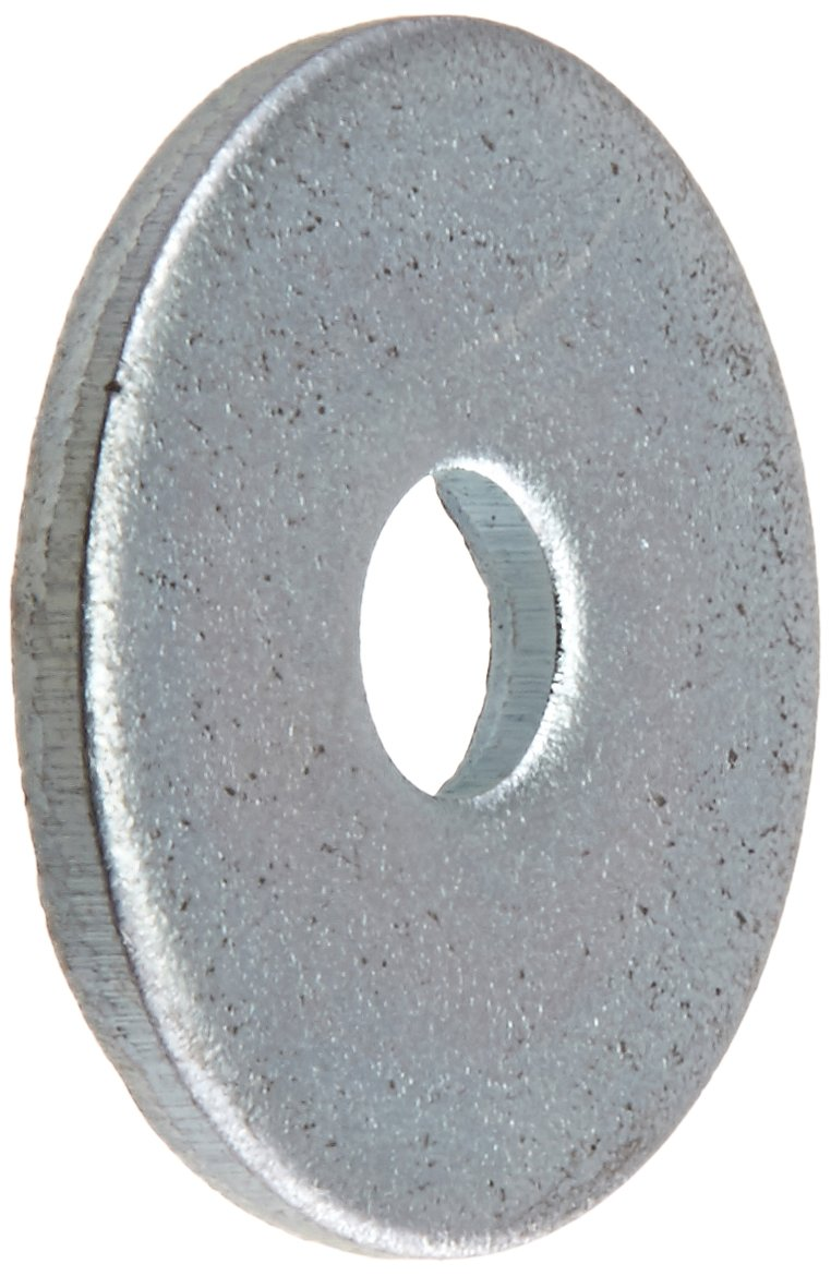 The Hillman Group 290000 Fender Zinc Washers 1 8 Inch x 5 8 Inch 100 Pack