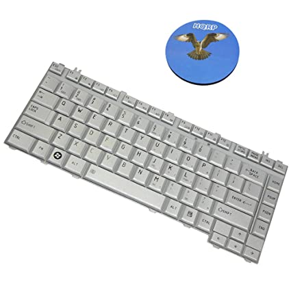 Amazon.com: HQRP Laptop Keyboard for Toshiba Satellite A205-S5812
