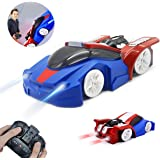 Centeni Wall Climbing car Remote Control Car for Kids Toys Rechargeable Dual Mode 360° Rotating Stunt Wall Climbing RC…