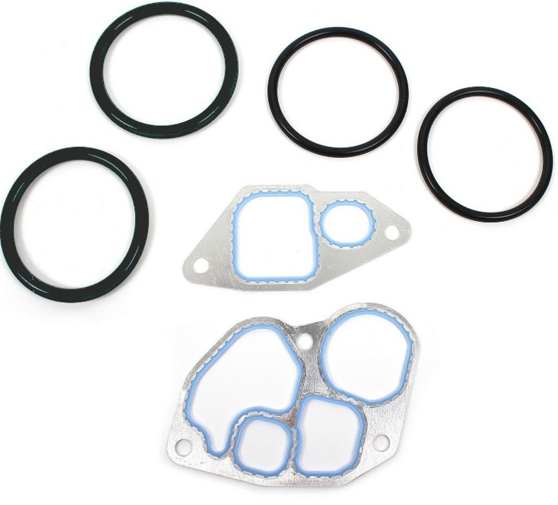 FORD POWERSTROKE 7.3L / T444E OIL COOLER O-RING & GASKET KIT 1994 - 2003 7.3 DCP Products