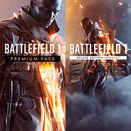 Battlefield 1 - Premium Service And Deluxe Upgrade - PS4 [Digital Code]