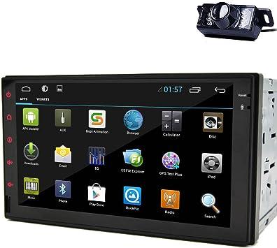 7 pulgadas Android 4.2 tableta del coche Universal Stereo Autoradio la radio de coche navegador GPS Ninguno-DVD de coche GPS / Bluetooth / SD / USB / ...