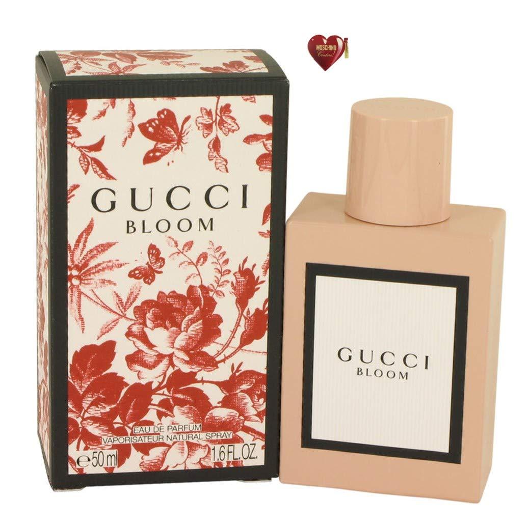 21c42c51e Amazon.com : Gúccĭ Blōōm Perfúme For Women 1.6 oz Eau De Parfum Spray Free!  MS 0.04 oz : Beauty