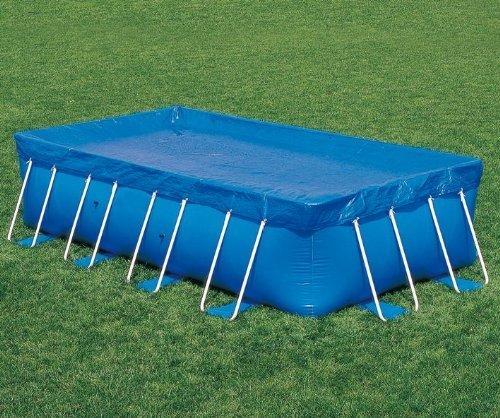 Bestway Telo Tarpaulin of rectangular above ground pool cover 671x366 cm