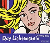 Roy Lichtenstein Coloring Book