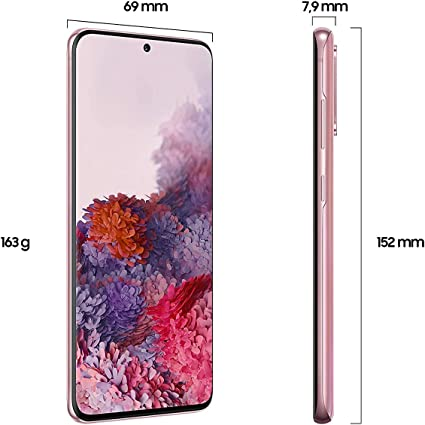 Samsung Galaxy S20 5G - Smartphone 6.2