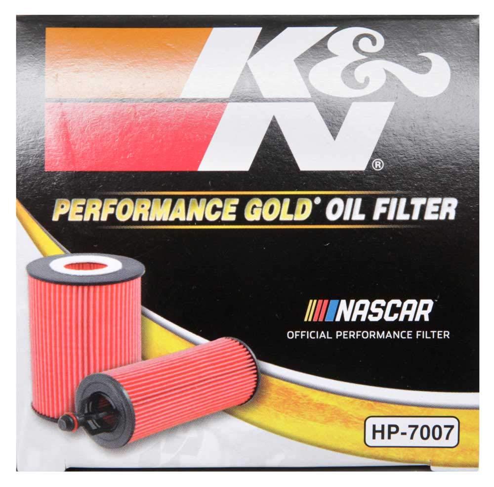 K/&N HP-7007 Oil Filter Automotive