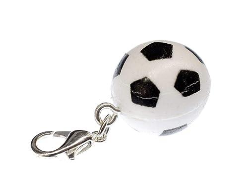 Miniblings El Encanto del balón de fútbol Pulsera encantos Copa ...