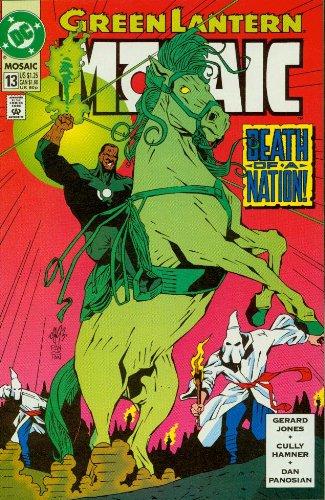 (Green Lantern Mosaic #13 Death of a)
