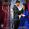 Love Me Always: Fielding Brothers Saga, Book 1 Audiobook by Marie Higgins Narrated by Stan Chandler
