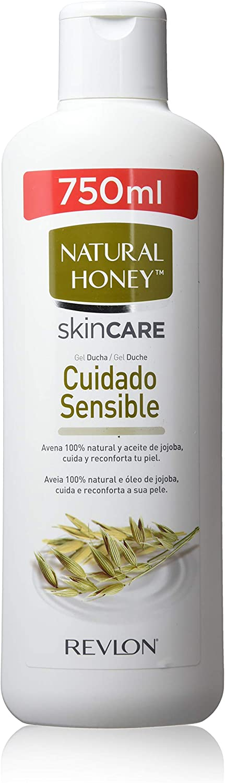 Natural Honey 7221024000 - Gel de baño, 750 ml