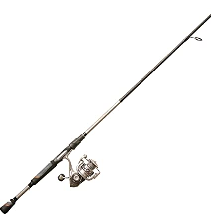 Amazon Com Quantum Throttle Spinning Combo 10 5 3 1 Gear Ratio 5 Length 2pc 2 6 Lb Line Rate Fast Action Ambidextrous Th10502ula Ns3 Sports Outdoors