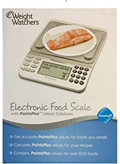 Weight Watchers New Points Plus Electronic Food Scale Kitchen
