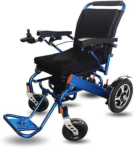amazon sillas electricas plegables