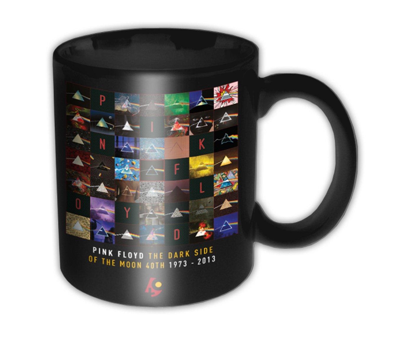 Dark Side Of The Moon 40th Variations Rock Off . Pink Floyd Mug