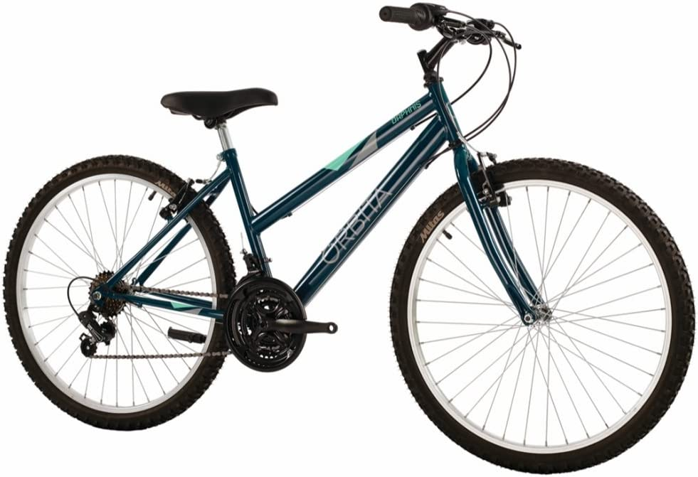 Orbita BTT 26 Daphnis Bicicleta, Mujer, Azul, XL: Amazon.es ...