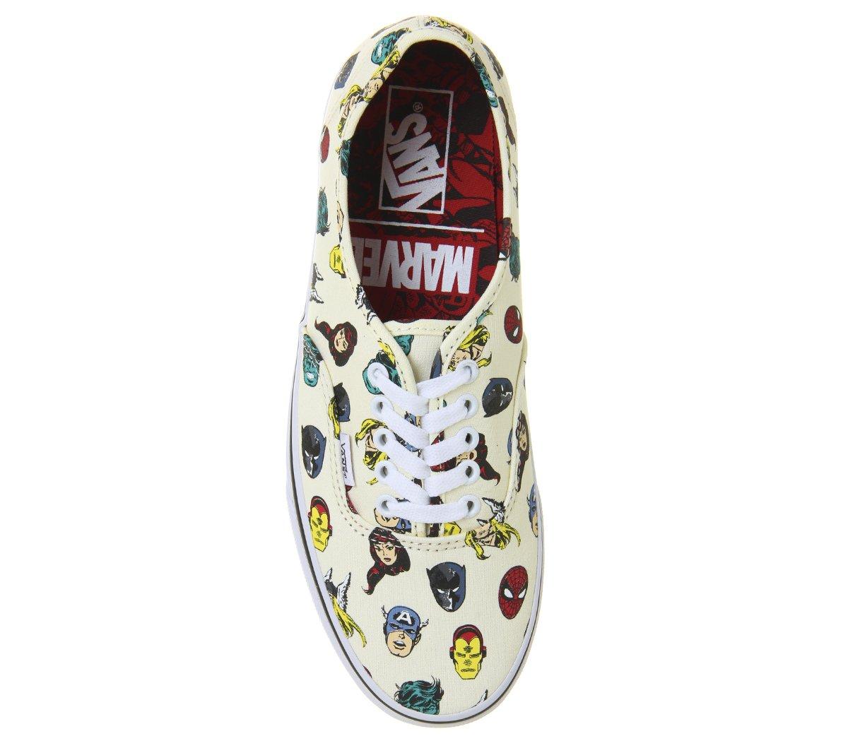 Vans AUTHENTIC, AUTHENTIC, AUTHENTIC, Unisex-Erwachsene Sneakers Avengers/Multi 7a0051